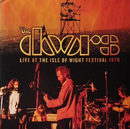 Виниловая пластинка THE DOORS - LIVE AT THE ISLE OF WIGHT FESTIVAL 1970 (LIMITED, 2 LP, 180 GR)