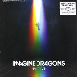 Виниловая пластинка IMAGINE DRAGONS - EVOLVE (180 GR)