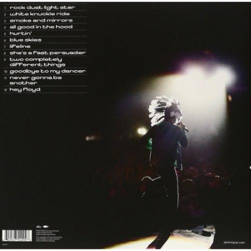 Виниловая пластинка JAMIROQUAI - ROCK DUST LIGHT STAR (2 LP)