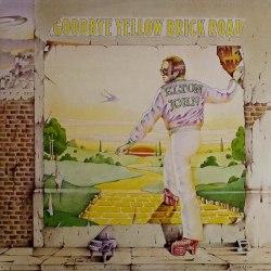 Виниловая пластинка ELTON JOHN - GOODBYE YELLOW BRICK ROAD (2 LP)
