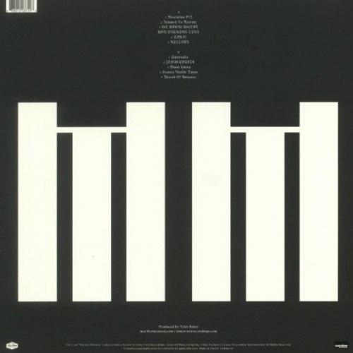 Виниловая пластинка MARILYN MANSON - HEAVEN UPSIDE DOWN