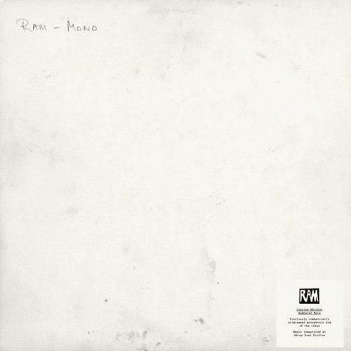 Виниловая пластинка PAUL MCCARTNEY - RAM (MONO)