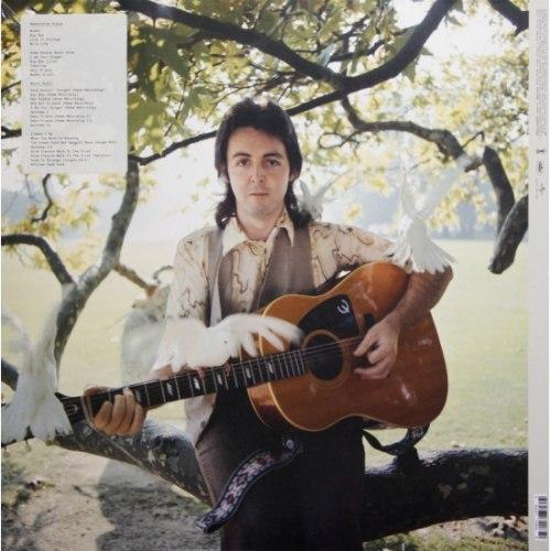Виниловая пластинка PAUL MCCARTNEY - Wild Life