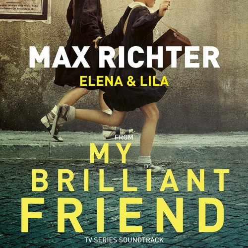 Виниловая пластинка САУНДТРЕК - MAX RICHTER - MY BRILLIANT FRIEND (2 LP)