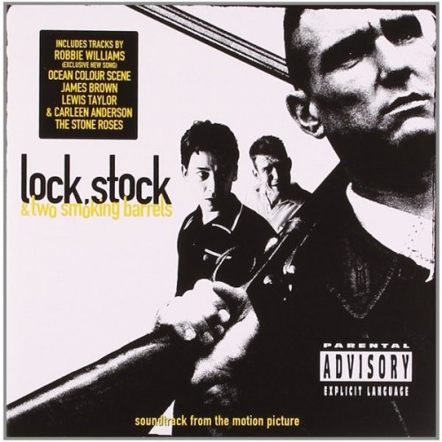 Виниловая пластинка САУНДТРЕК - LOCK, STOCK & 2 SMOKING BARRELS (2 LP)