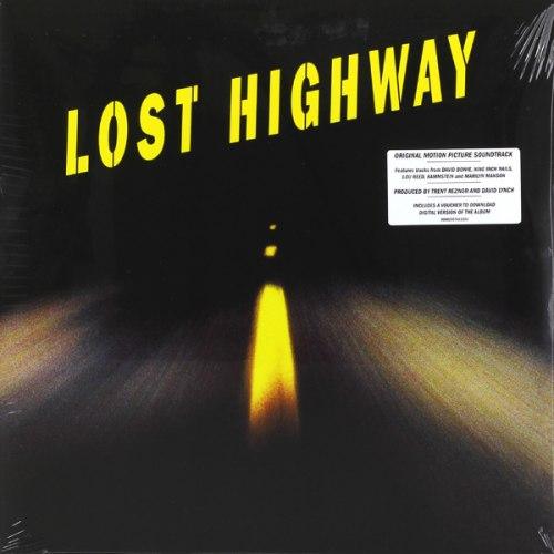 Виниловая пластинка САУНДТРЕК - LOST HIGHWAY (2 LP)