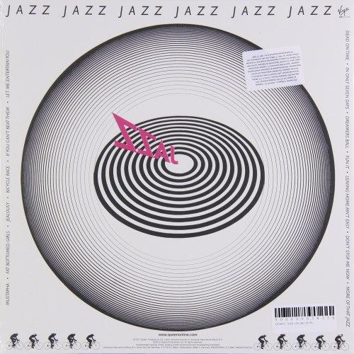 Виниловая пластинка QUEEN - JAZZ (180 GR)