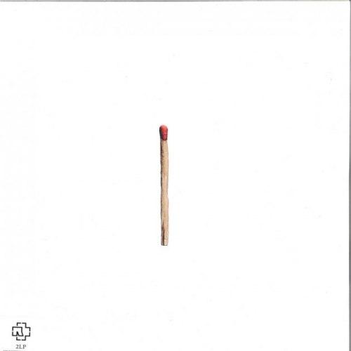Виниловая пластинка RAMMSTEIN - RAMMSTEIN (2 LP)