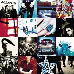 Виниловая пластинка U2 - ACHTUNG BABY (2 LP)