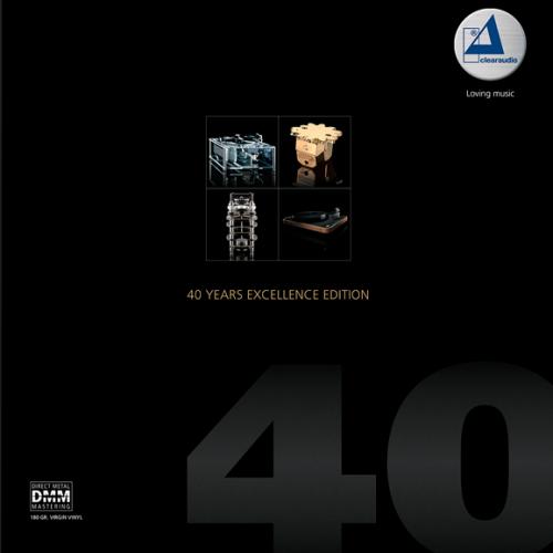Виниловая пластинка VARIOUS ARTISTS - 40 YEARS EXCELLENCE EDITION (180 GR, 2 LP)