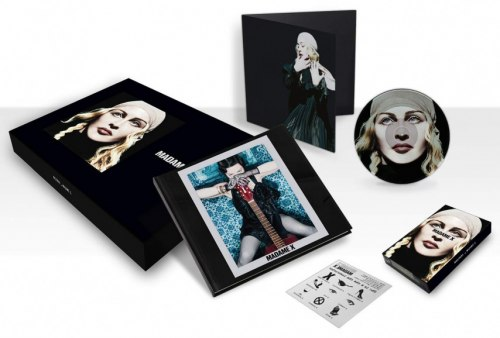 Виниловая пластинка MADONNA - Madame X (Box Set, Deluxe Edition, Limited Edition)