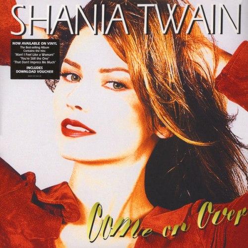 Виниловая пластинка SHANIA TWAIN - COME ON OVER (2 LP)