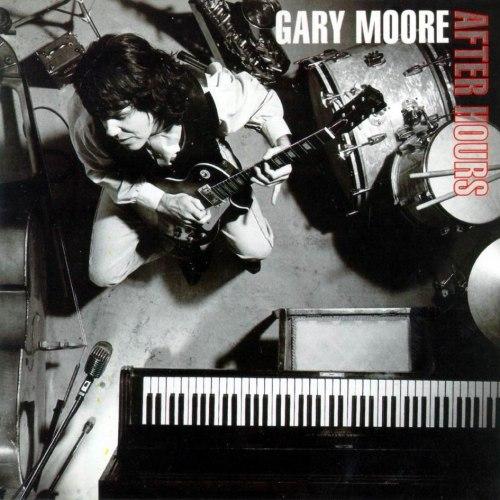 Виниловая пластинка GARY MOORE - AFTER HOURS