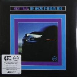 Виниловая пластинка OSCAR PETERSON - NIGHT TRAIN (180 GR)