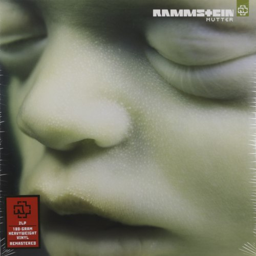 Виниловая пластинка RAMMSTEIN - MUTTER (2 LP, 180 GR)