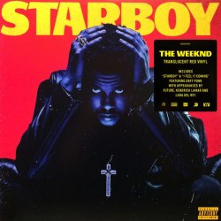 Виниловая пластинка THE WEEKND - STARBOY (2 LP)