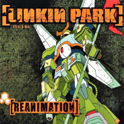 Виниловая пластинка LINKIN PARK - REANIMATION (2 LP)