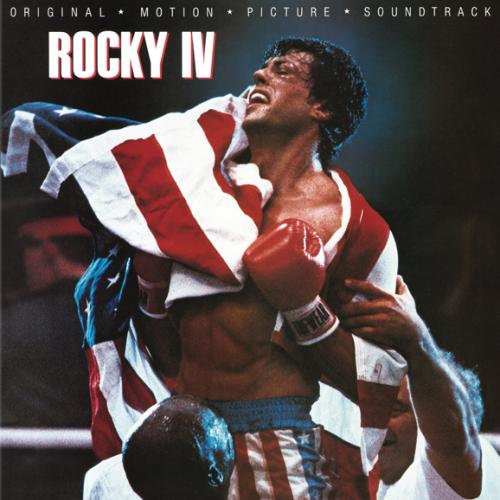 Виниловая пластинка САУНДТРЕК - Rocky IV