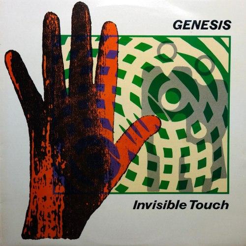 Виниловая пластинка GENESIS - INVISIBLE TOUCH