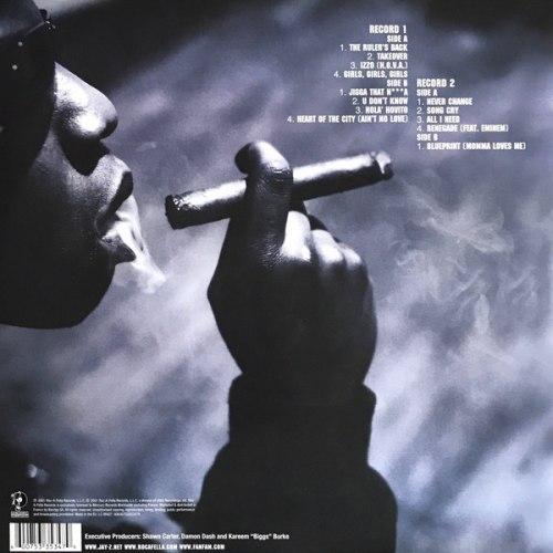 Виниловая пластинка Jay-Z-The Blue Print