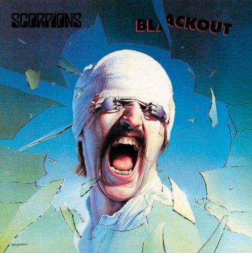 Виниловая пластинка Scorpions - Blackout (Limited Neon Pink Vinyl/Exclusive In Russia)