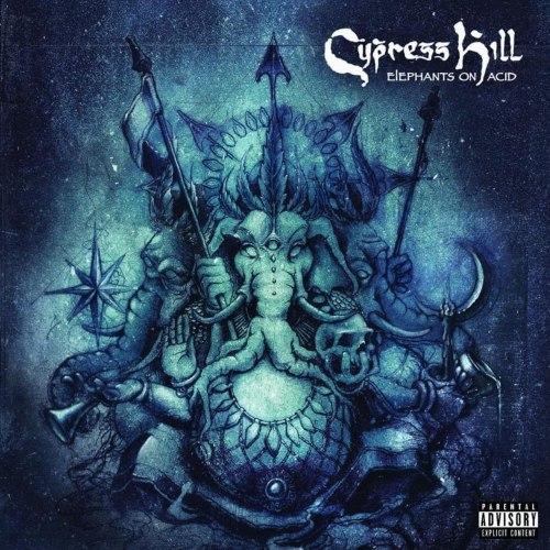 Виниловая пластинка CYPRESS HILL — Elephants On Acid (2LP)