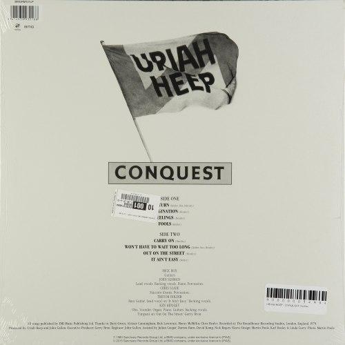 Виниловая пластинка URIAH HEEP - CONQUEST