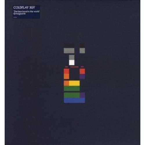 Виниловая пластинка COLDPLAY - X&Y (2 LP)