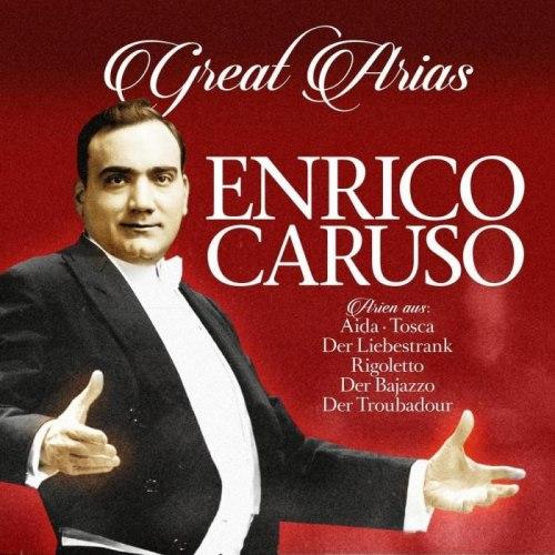 Виниловая пластинка ENRICO CARUSO - GREAT ARIAS