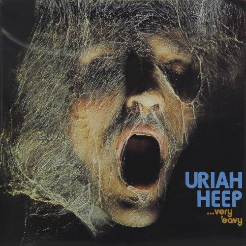 Виниловая пластинка URIAH HEEP - VERY EAVY VERY UMBLE
