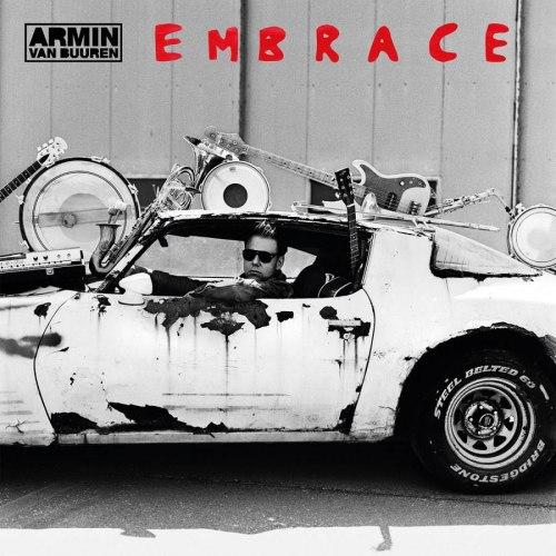 Виниловая пластинка Armin van Buuren – Embrace (Black & White Marbled)