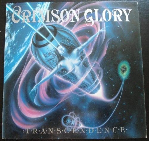Виниловая пластинка Crimson Glory - Transcendence