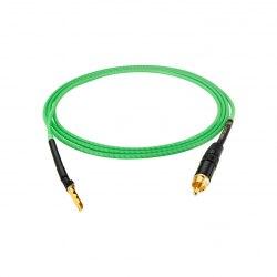 Кабель для элемента виртуального заземления Nordost QKore Premium Ground Wire Male XLR - Banana