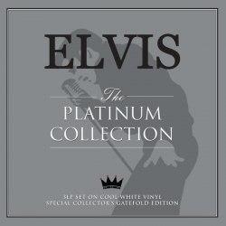Виниловая пластинка ELVIS PRESLEY - PLATINUM COLLECTION (COLOUR, 180 GR, 3 LP)