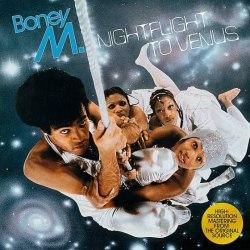 Виниловая пластинка BONEY M. - NIGHTFLIGHT TO VENUS