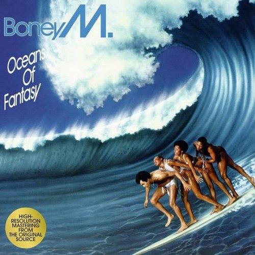Виниловая пластинка BONEY M. - OCEANS OF FANTASY