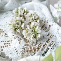Малыши бежевые 1 см, Pastel Flowers