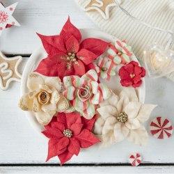 "Набор цветов ""Сказочная зима"", Pastel Flowers"