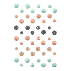 Crystals Pumpkin & Spice кристаллы, 48 штук Prima Marketing Ink