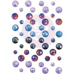 Crystals Moon Child кристаллы (камни), 48 штук Prima Marketing Ink