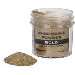 Пудра для эмбоссинга Super Fine Detail Gold, Ranger
