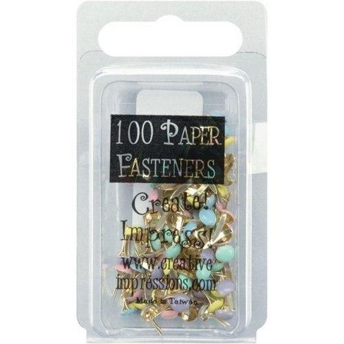 Брадсы 100 штук, Pastel Creative Impressions