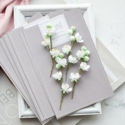 Веточки яблони, Pastel Flowers