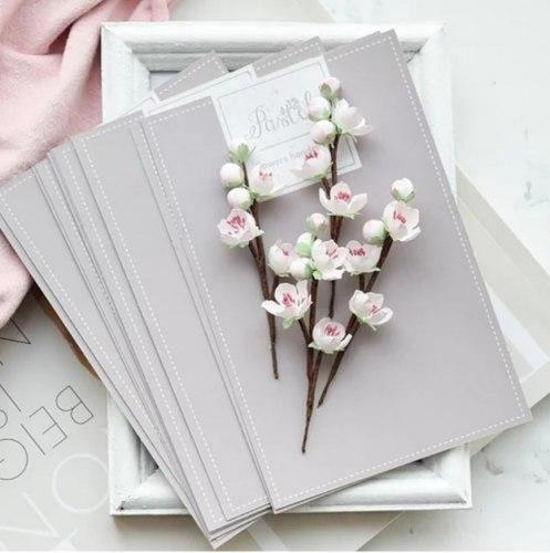 Веточки вишни, Pastel Flowers