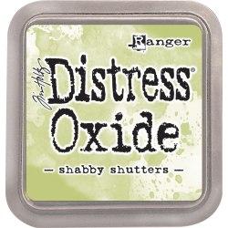 Чернила Distress Oxides Ink Pad, цвет Shabby Shutters, Ranger