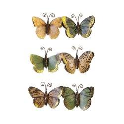 Набор бабочек, 2 шт. Prima Marketing Ink Diamond