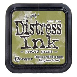 Дистресс чернила мини, Distress Ink - Peeled Paint, Ranger 30 х 30 мм