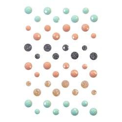 Crystals Pumpkin & Spice кристаллы, 48 штук, Prima Marketing Ink