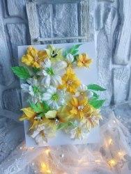 """Набор цветов """"Осеннее настроение"""" №2, Flower magic"""