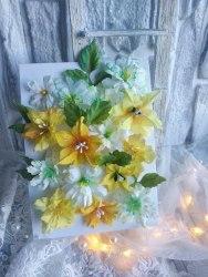 """Набор цветов """"Осеннее настроение"""" №6, Flower magic"""